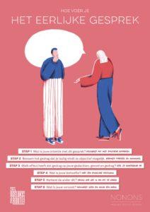 Hoe voer je een moeilijk gesprek